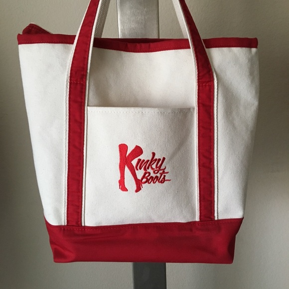 "be89cf12451ca Totes Bag ""Kinky Boots"""